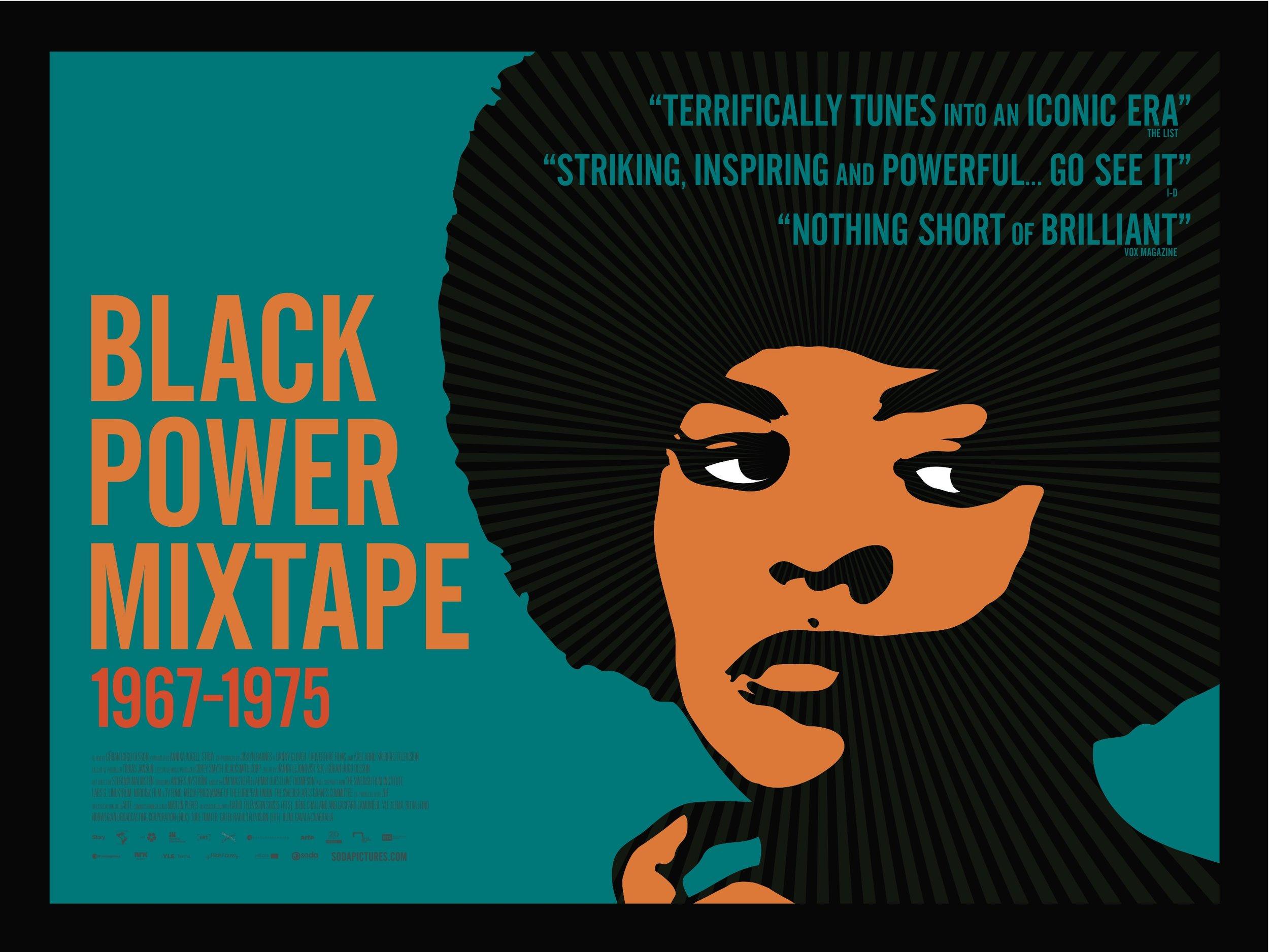 The Black Power Mixtape 1967-1975 (Dir. Goran Olsson, 2011)