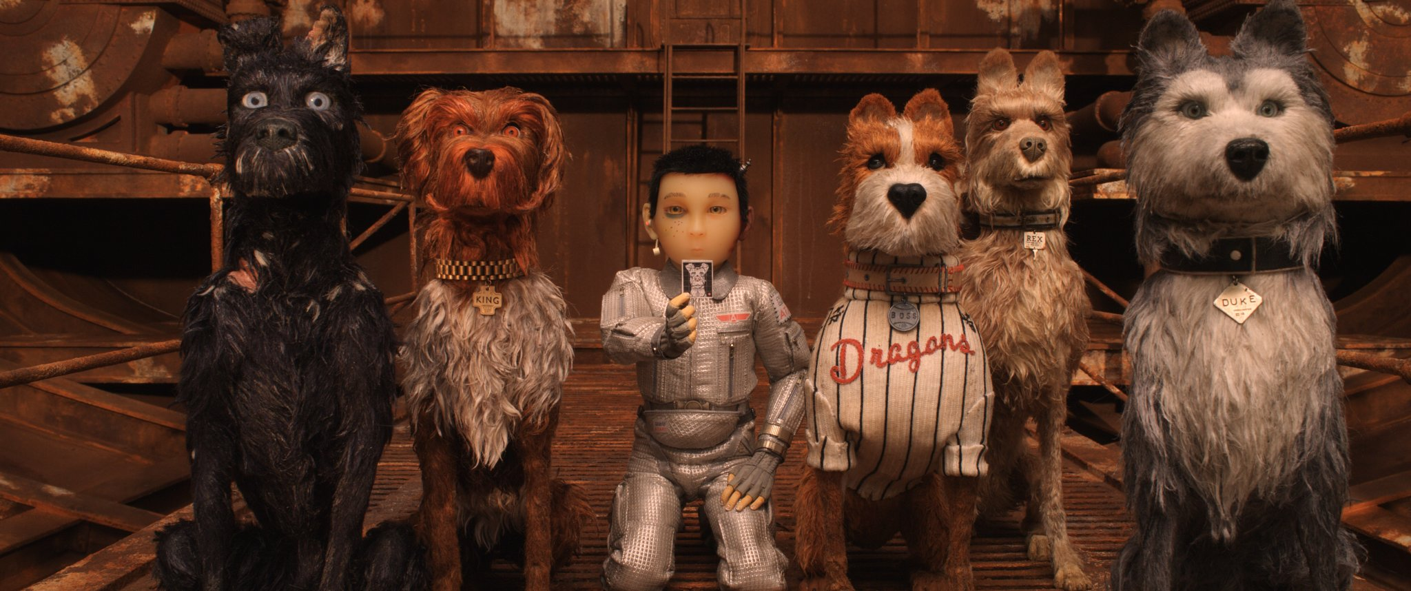Isle of Dogs (Dir. Wes Anderson, 2018)