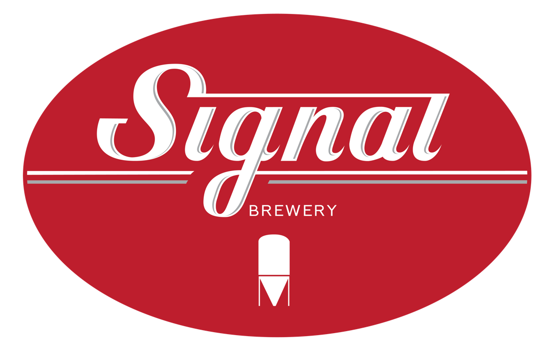 Signal Lager - Locally-brewed lager without substitutes, preservatives or additives.