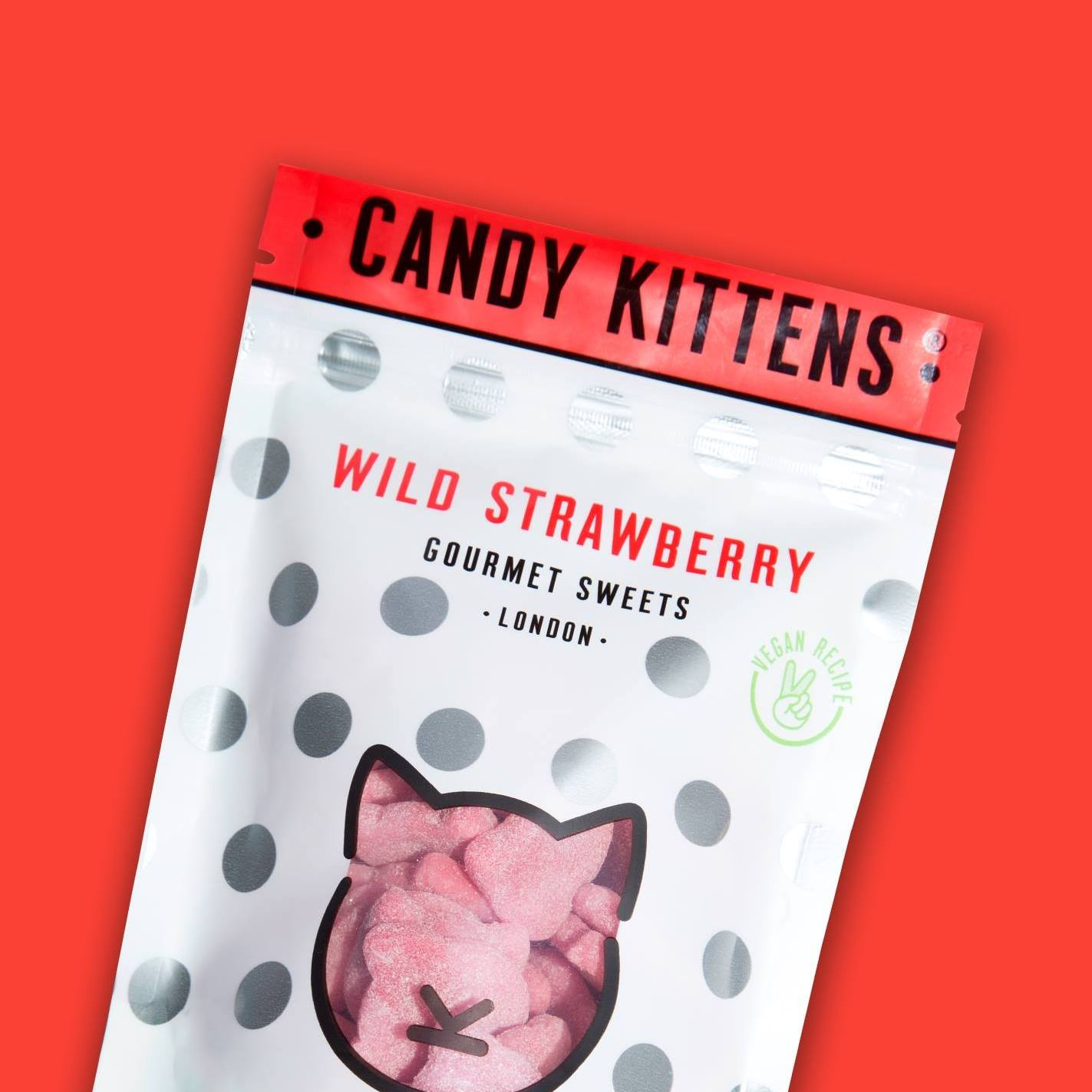 Candy Kittens - An innovative, gourmet sweet range with natural ingredients, and authentic flavours.Vegan options available.