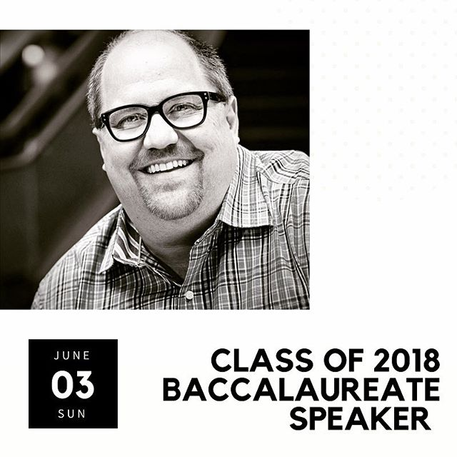 C L A S S  O F  2 0 1 8 We are SO EXCITED to have Pastor Shane Wilson sharing a powerful message for our graduating class this Sunday in the 11:00 service. Be sure to come out and support our 30+ graduates being honored in the service this week! And for those walking we have a celebratory reception prepared for you in the student center! #classof2018🎓