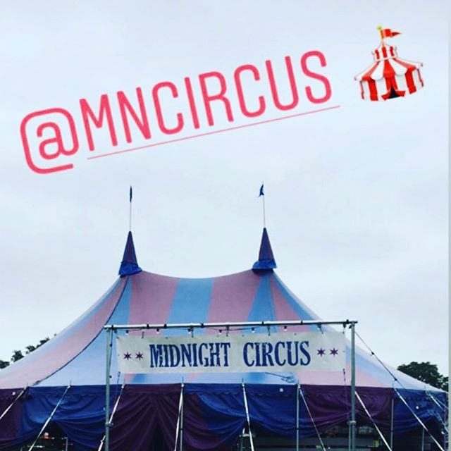 Good morning #chicago we will see you in Foster Park in the beautiful Auburn-Gresham community on our city's amazing south side. Showtime 3:00pm @chicagoparks @chicagosmayor #midnightcircus #circusintheparks #community