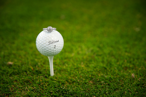 Weddings & Receptions - Get award-winning catering, private reception space & seating, and a rustic Golf Club experience for a Hole-In-One rate!