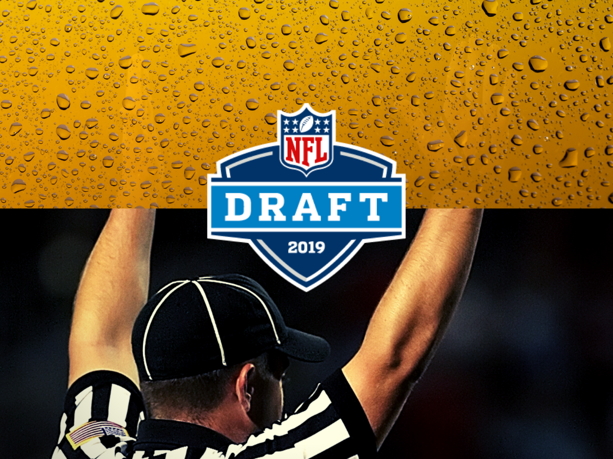 2019 Draft Party -