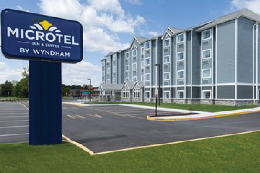 Microtel Inn & Suites by Wyndham   Reigning Wyndham Hotel of the Year & Free Breakfast  3 miles from The Pointe  302-858-5111