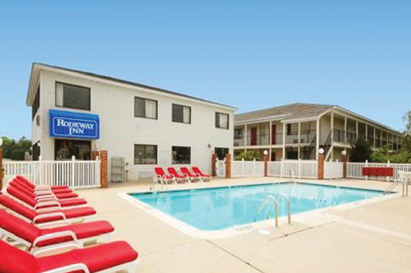 Rodeway Inn Rehoboth   Outdoor Pool, Breakfast  14 miles  302-227-0401