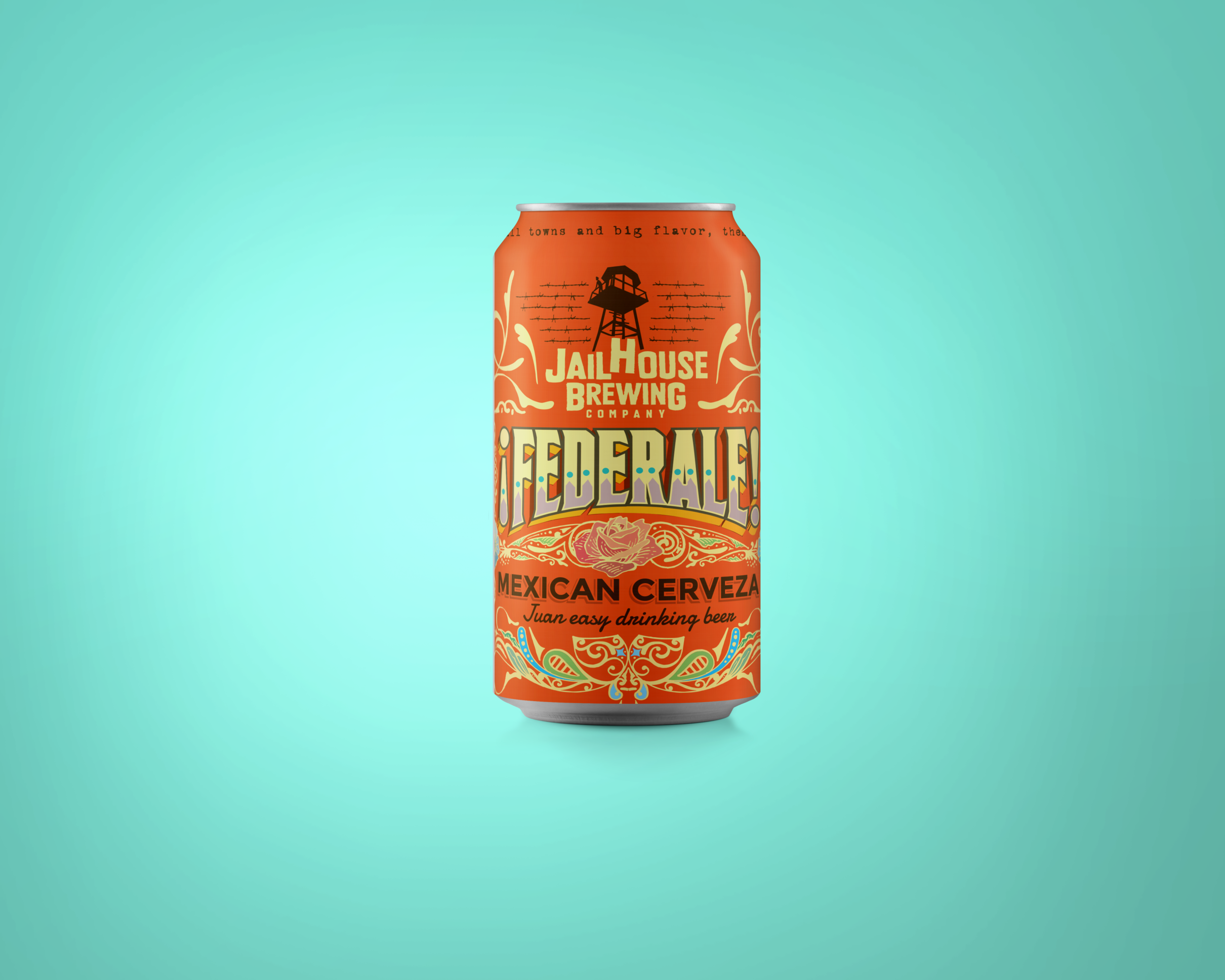 FEDERALE   MEXICAN-STYLE LAGER | 4.8% | 15 IBU  CLEAN | CORN SWEETNESS | SUBTLE FRUIT | EASY DRINKING