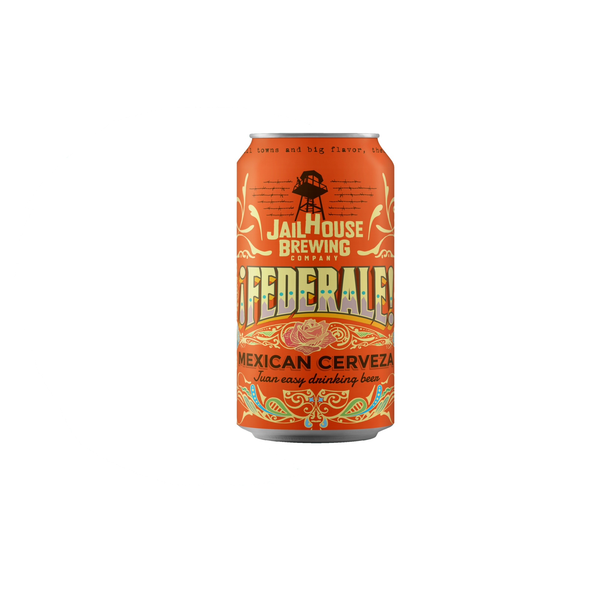 FEDERALE   MEXICAN LAGER | 4.8% | 15 IBU  CORN SWEETNESS | SUBTLE FRUIT | EASY DRINKING
