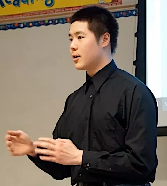 Johnathan Lu, Campus Leader at Princeton University. Click on the picture to read his story.