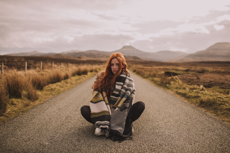 Scotland - A road trip between friends
