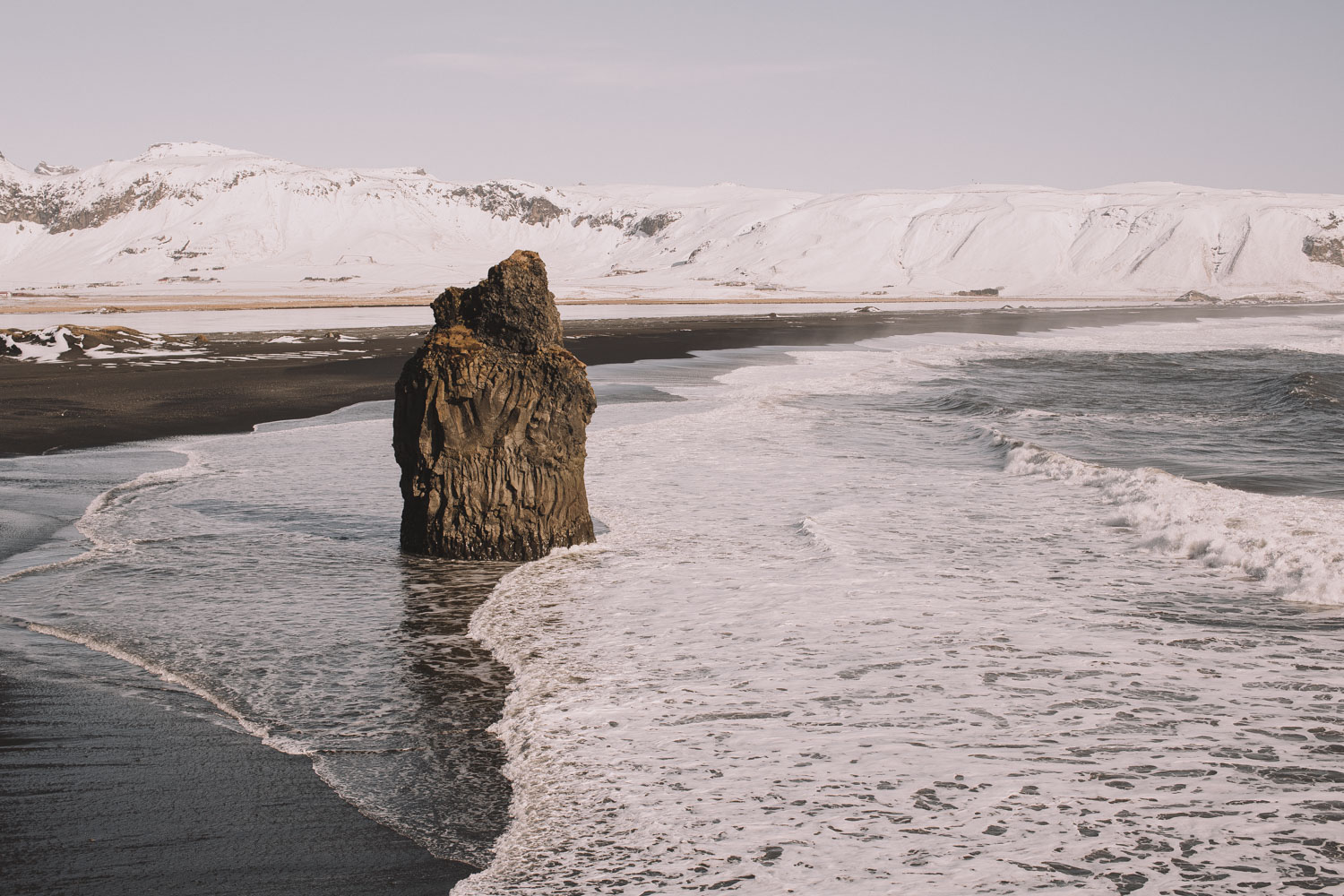 Iceland - A road trip between friends