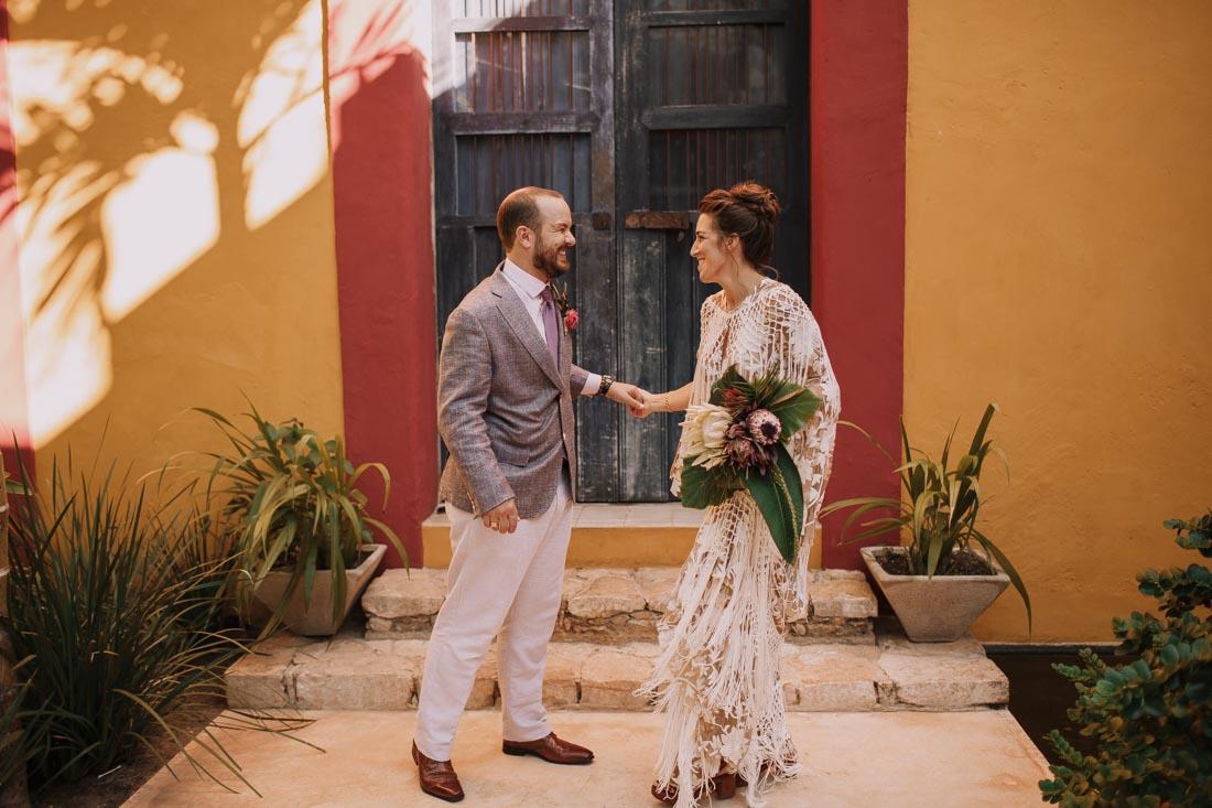 Brooke & Nico - Destination wedding in Mérida, Mexico