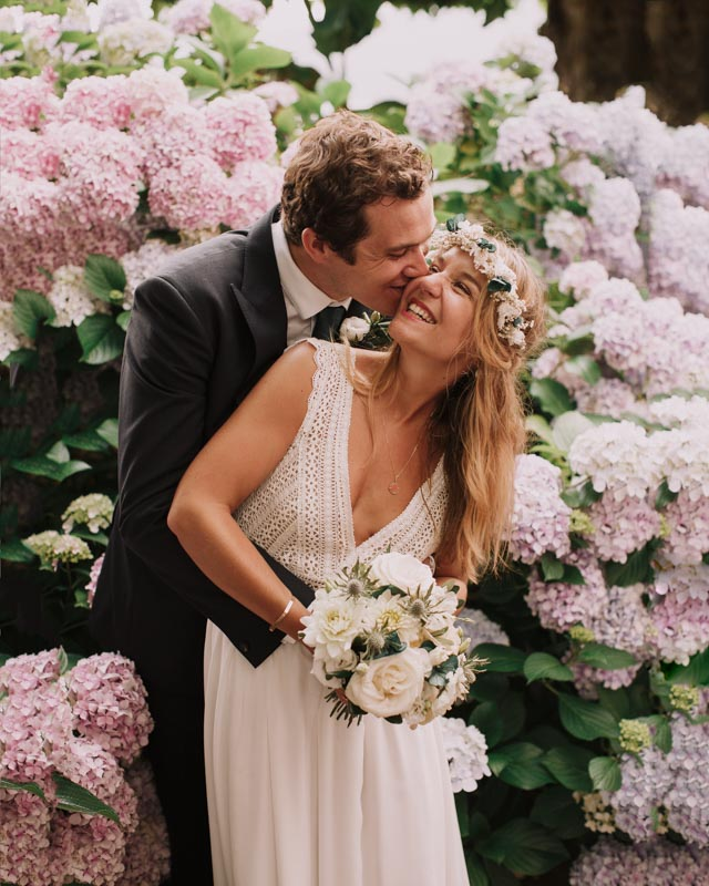 Margaux & Alfy - Joyful wedding in Basque country, Sare