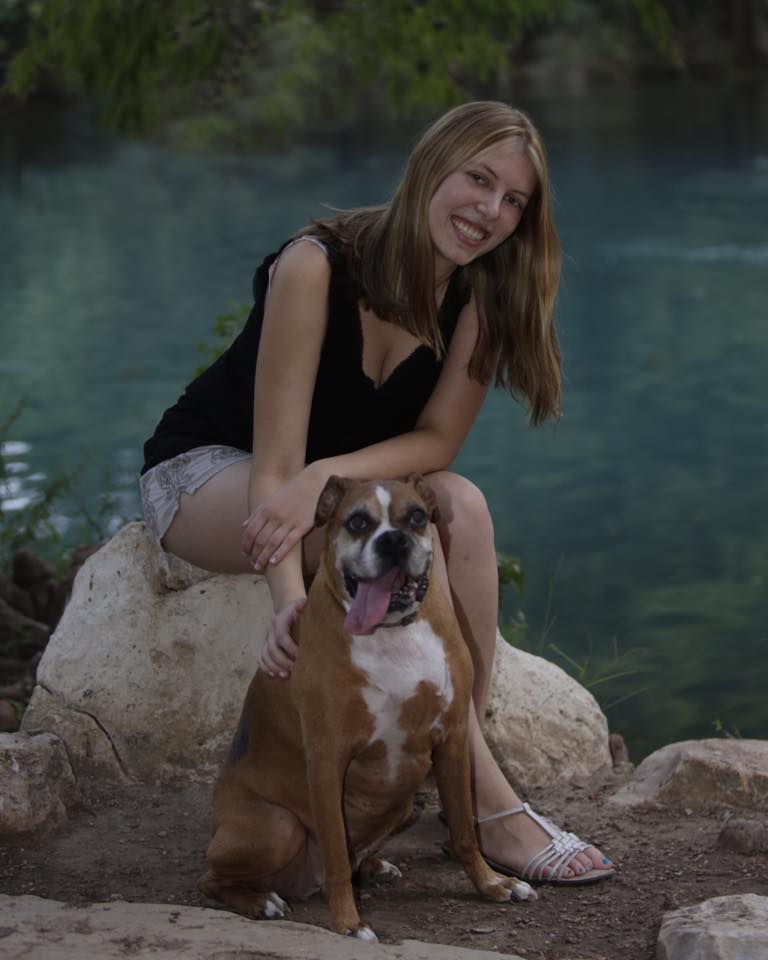 Jennifer with Bella - Jennifer Sturley.jpg