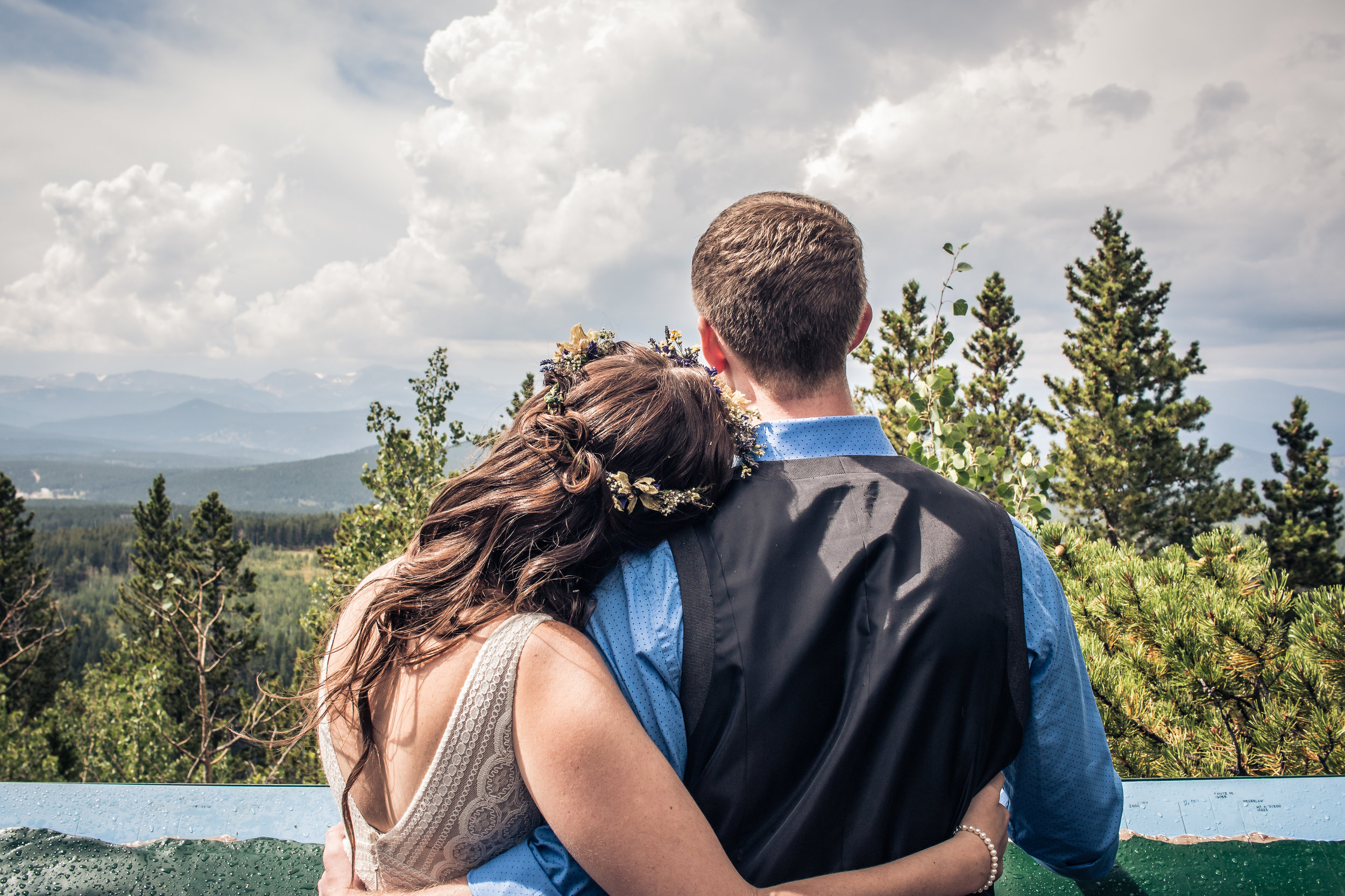 Jenny & Jesse Vow Exchange in Colorado - Bound For Glory Productions-1.jpg