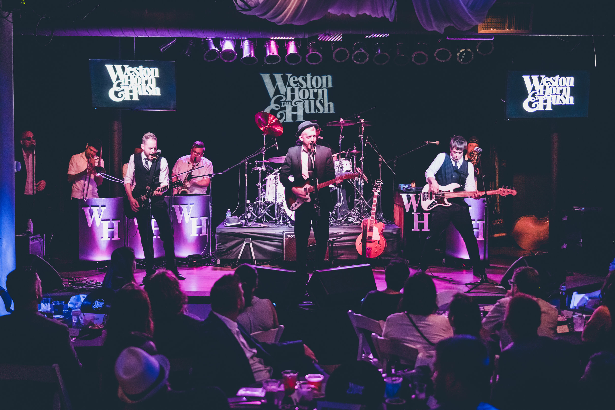 Weston Horn and The Hush CD Release at IDL Ballroom 6-30-17 - Bound For Glory Productions-1.jpg