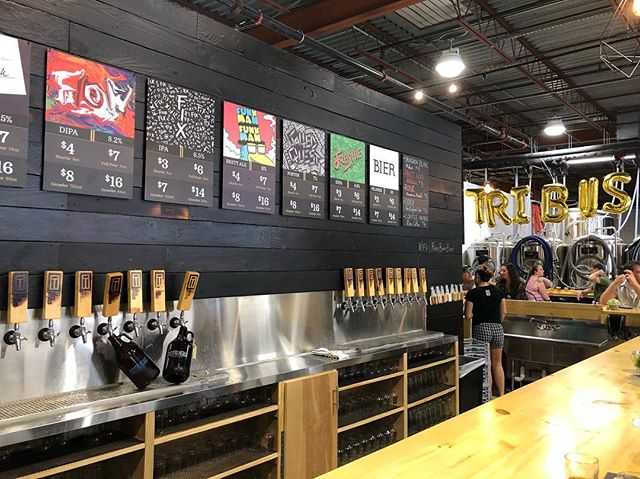 Cool place, great beer!  #drinklocal #ctbeertrail #hopconn #brewbus #jointhetribe