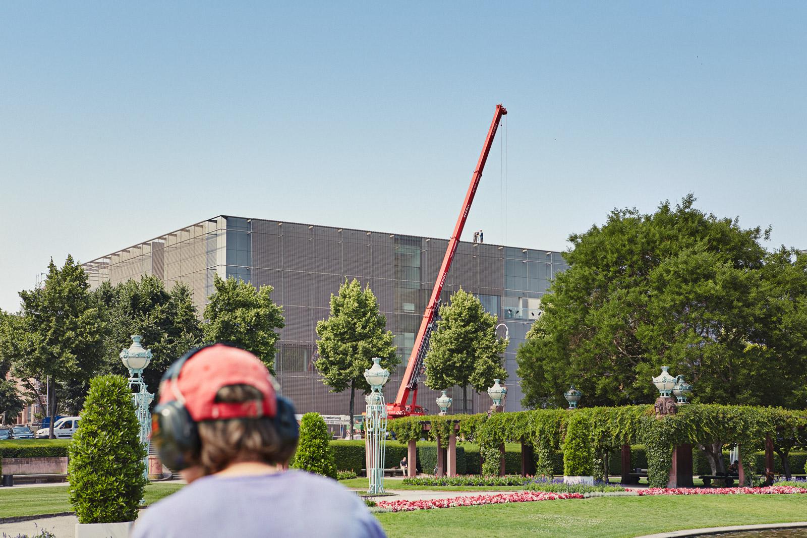 Blick vom Friedrichsplatz  2017–06–20