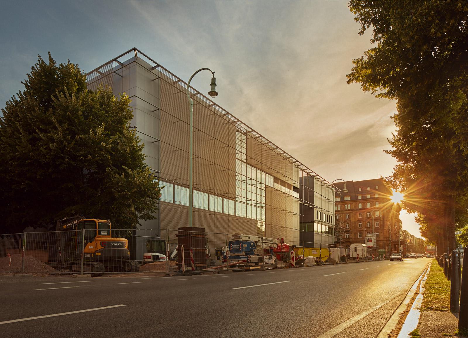 Fassade, Friedrichsplatz  2017–06–23