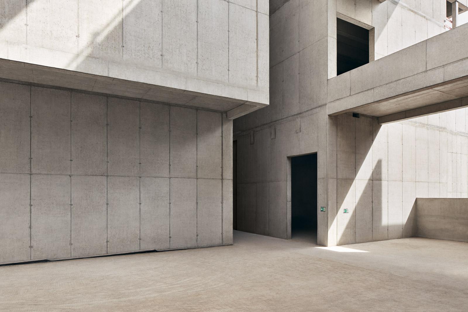 Atrium, Ebene 0  2016–07–08