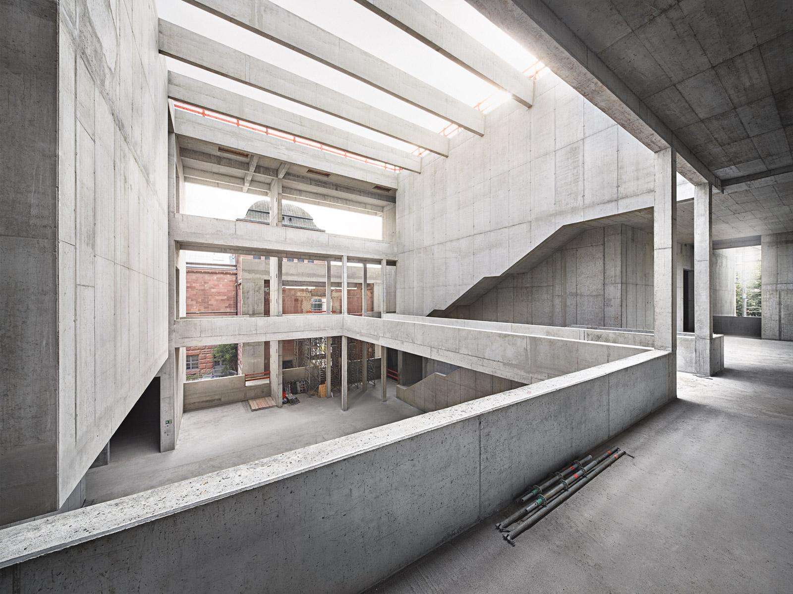 Atrium, Ebene 1  2016–07–08