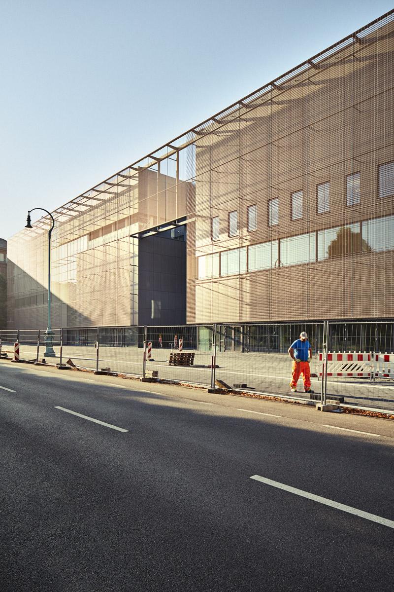 Fassade, Friedrichsplatz  2017–08–11
