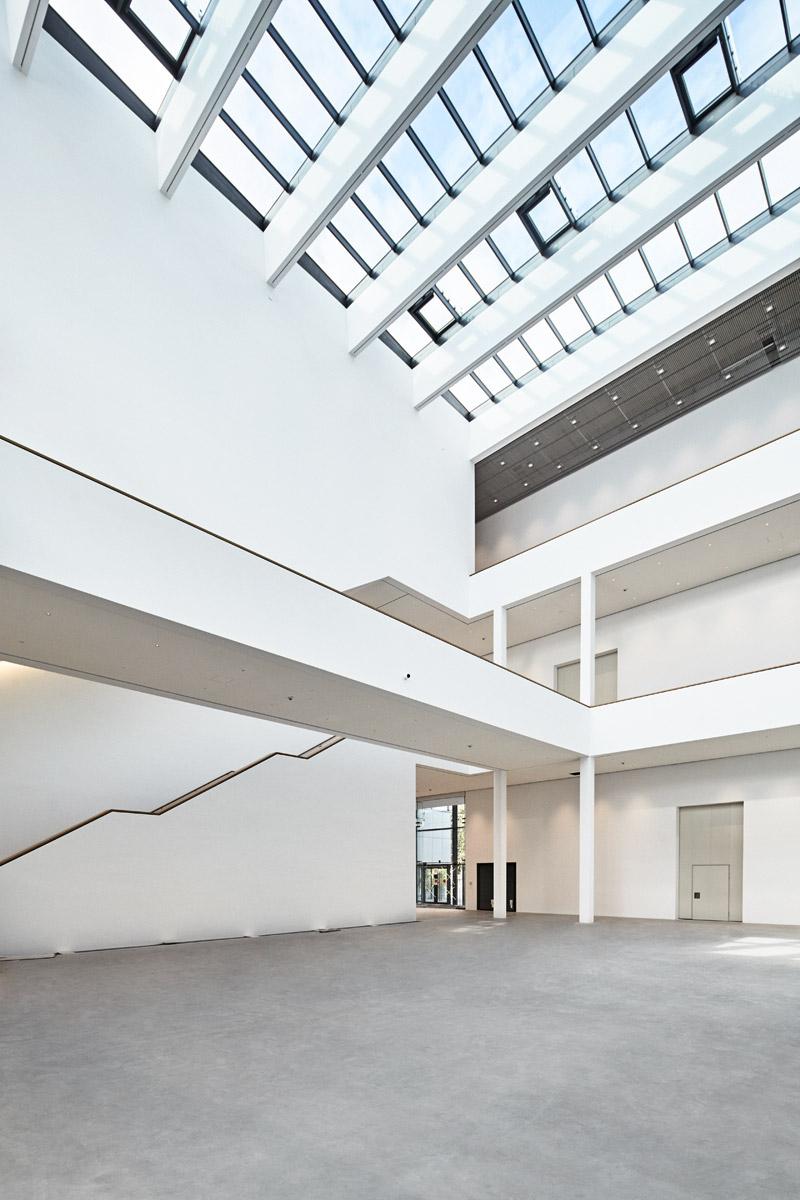 Atrium, Ebene 0  2017–09–22