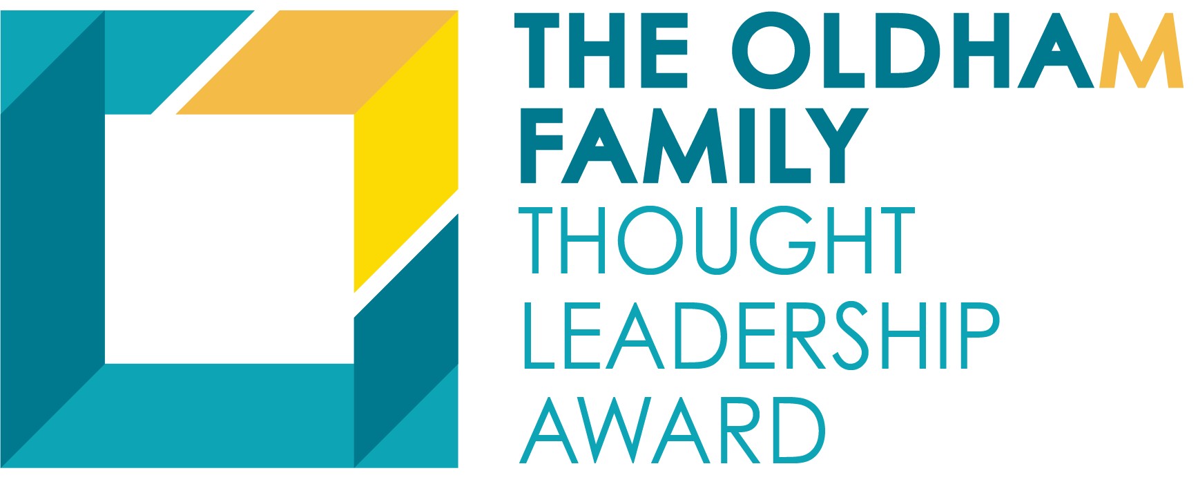 Oldham Family Thought Leadership Award - Honors individual or organizational excellence and leadership in the innovation and transformation of health, education or economic empowerment in the United States.