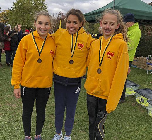 U13 medallists.JPG