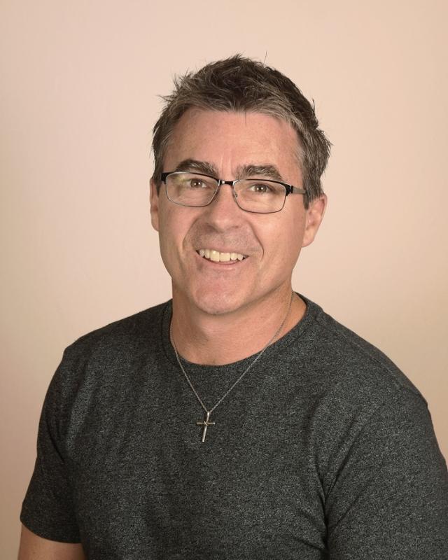 Staff Minister Chad White