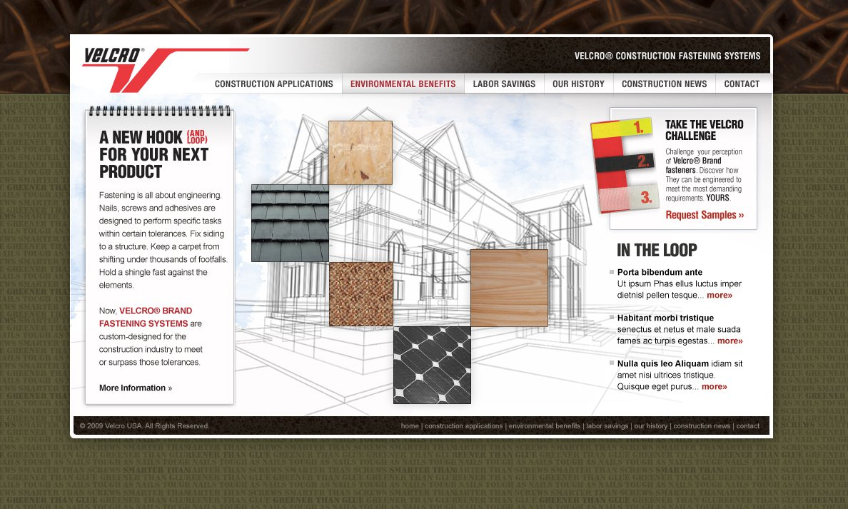 Website - Velcro USA