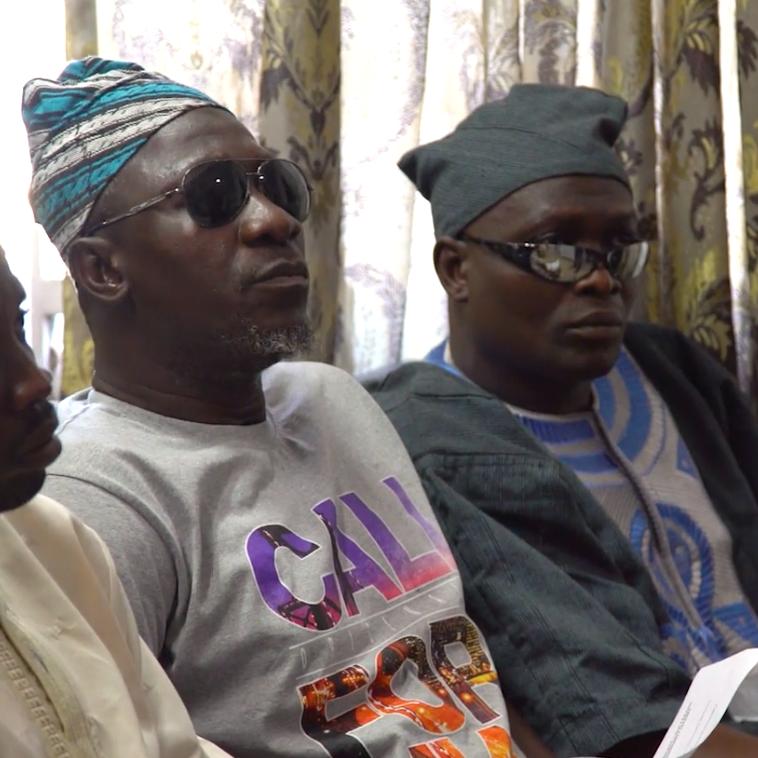 Tribal Leader Involvement -