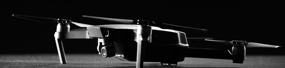 Drone with an attached Camera