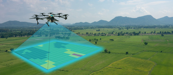 Using Drones for Site-mapping and Surveying