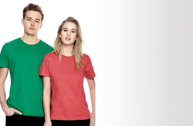 Continental Clothing - Continental Clothing produce standard cotton and organic garments. They have a recycled range, an organic range called Earth Positive made using renewable energy and also a Fairtrade range.View the full collection here >>