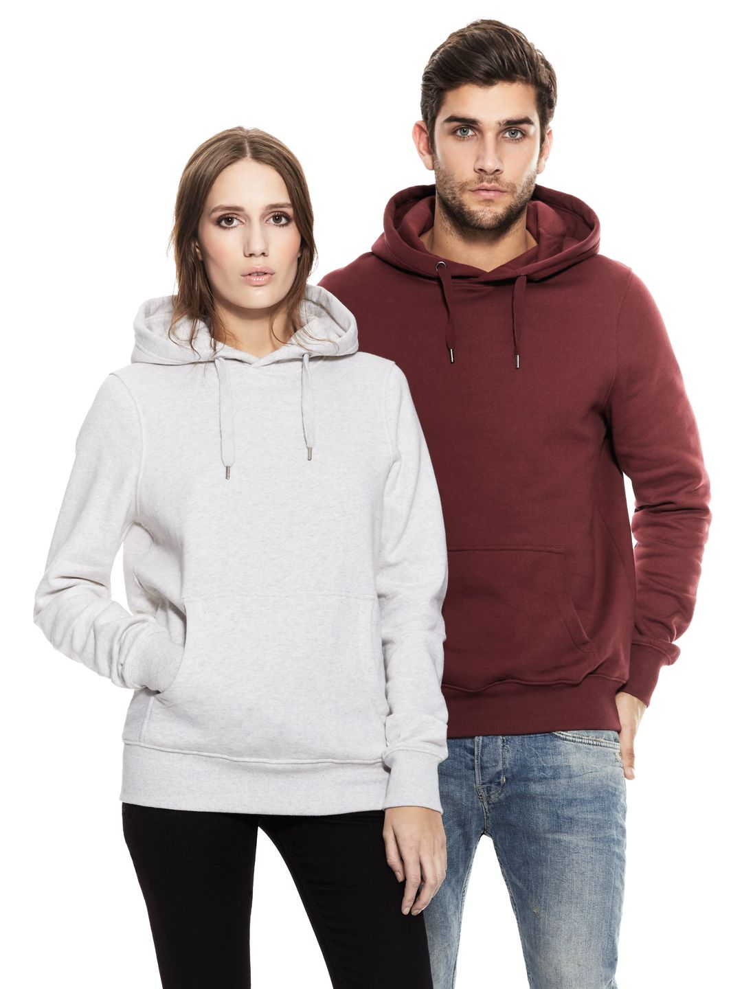 EarthPositive EP51p Organic Cotton Hoodie