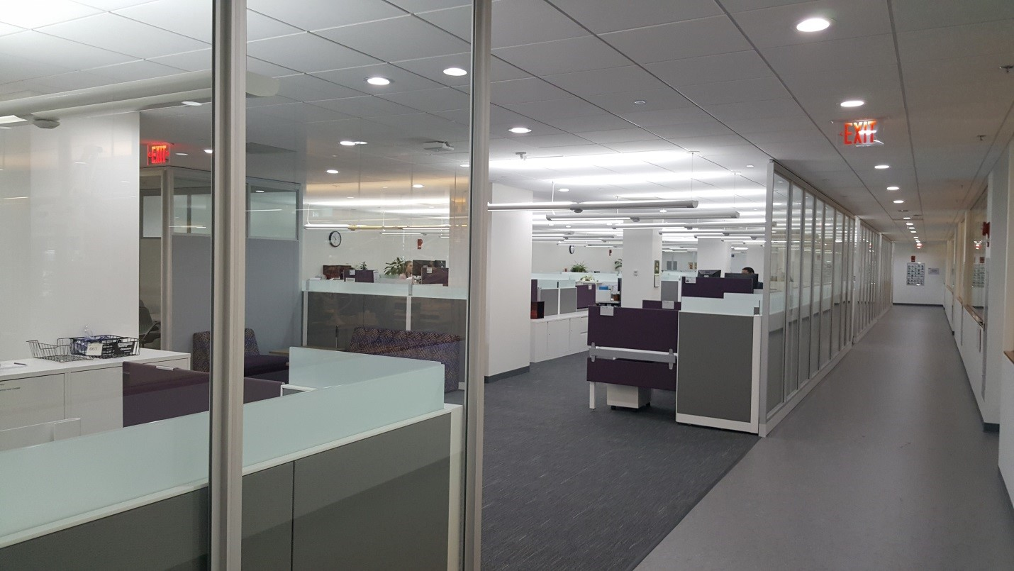 Rockville, MD - Scope of ServicesProject ManagementRelocation ManagementProject Details250,000 sfMulti Phased In-Place RenovationProject TeamBroker: Serten AdvisorsArchitect: BHDPContractor: HITTMEP Engineer: WB EngineeringAudiovisual: E + PlusDatacabling: VisionFurniture: Arbee & MOIMover: Hoffberger Moving ServicesSecurity: Ark Security