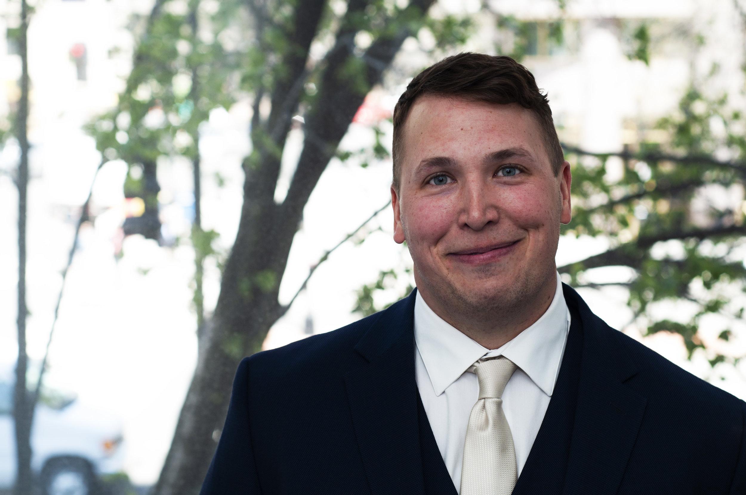 Jake Burk // Senior Project Manager