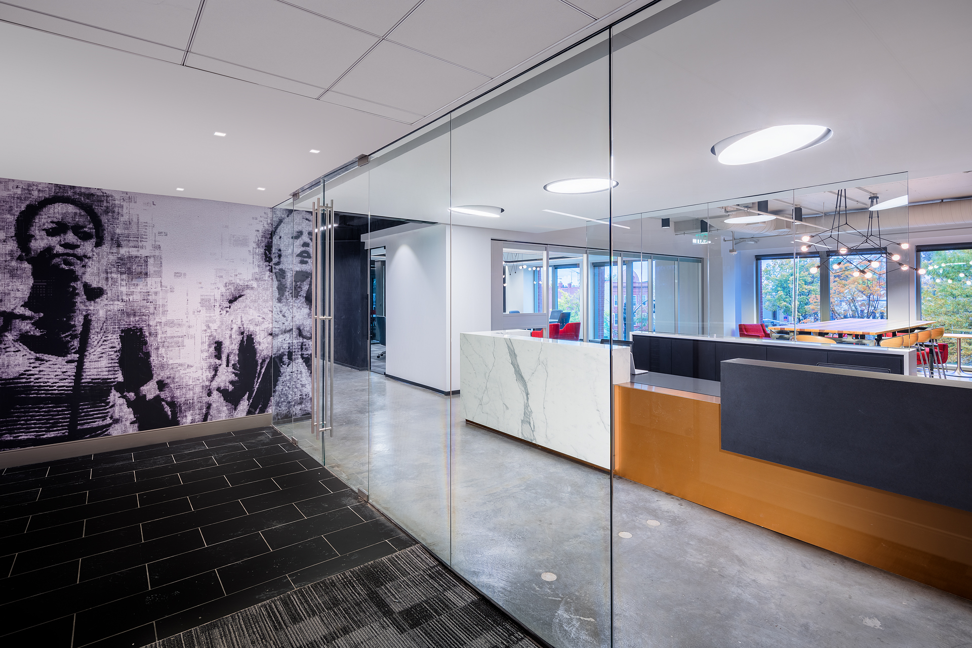 Washington, DC - Scope of ServicesProject ManagementRelocation ManagementProject Details 11,168 sf20 Employees Relocated Project TeamArchitect: CollectiveContractor: HITTFurniture: Washington WorkplaceDatacabling: Henkels & McCoyMEP Engineer: AspireMover: Hilldrup