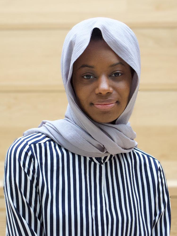 Khadija Sanusi - PANELS COORDINATOR
