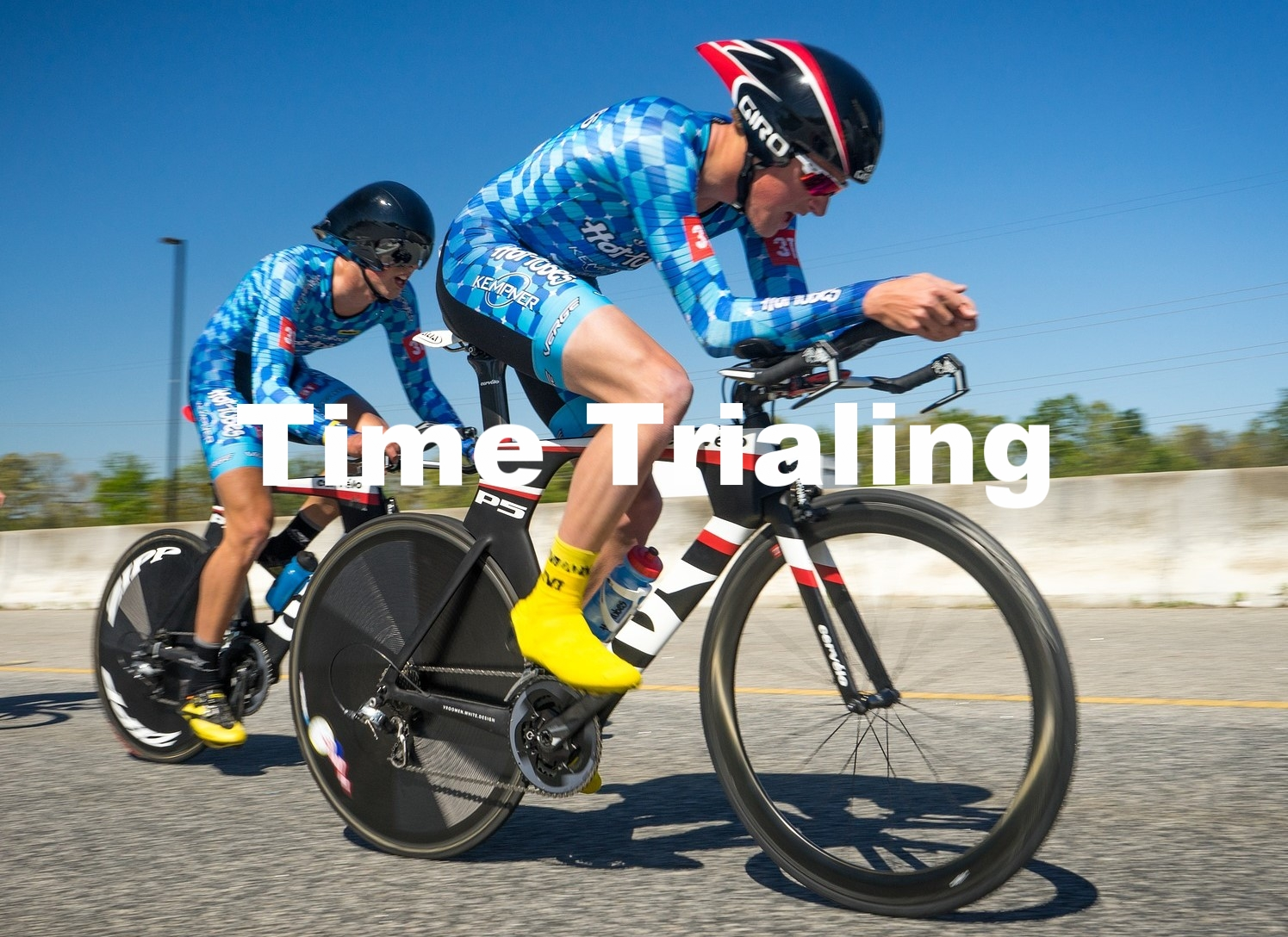 Merlin Cycle Coaching Time Trialing
