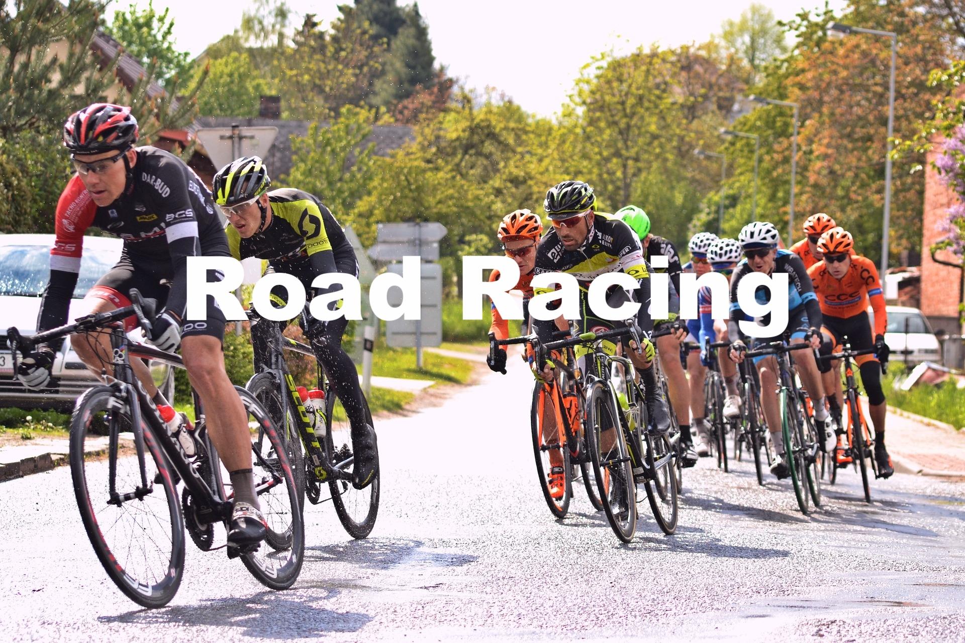 Merlin Cycle Coaching Road Racing
