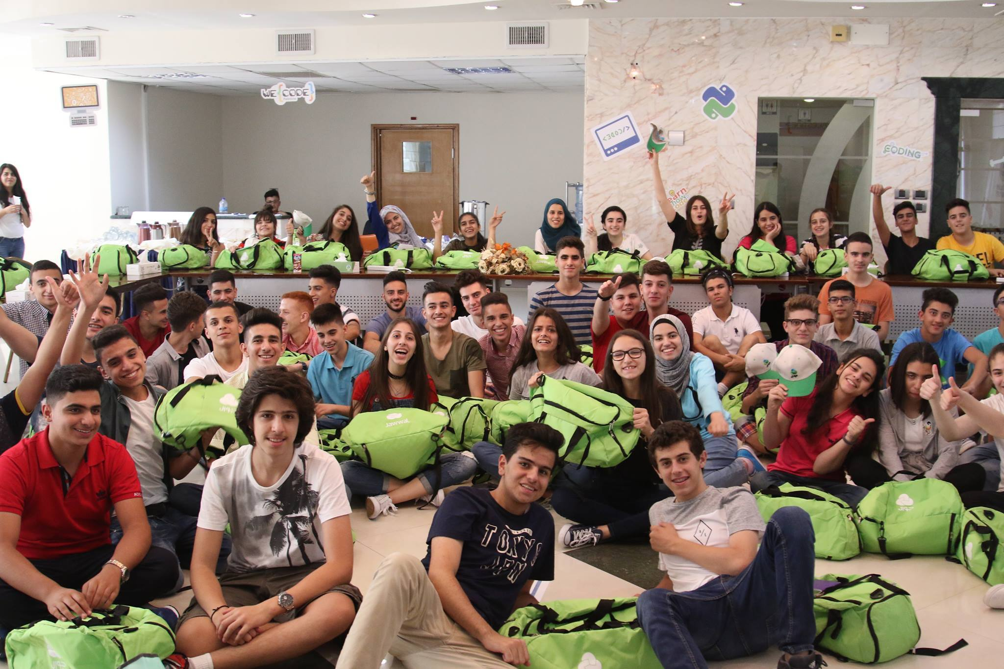 2-week Summer Camps: Students learn Python and Android, along with the Design Thinking process;taught by Code.X volunteers each summer after 9th, 10th and 11th grades