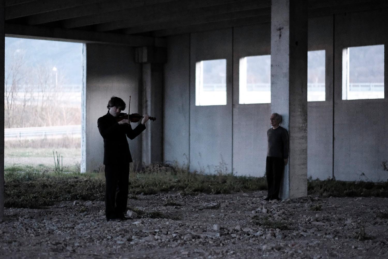 Sonata for Solo Violin : Apocalypse Man : BÉLA BARTÓK : Tony Lopresti : Francesco Senese 5.jpg