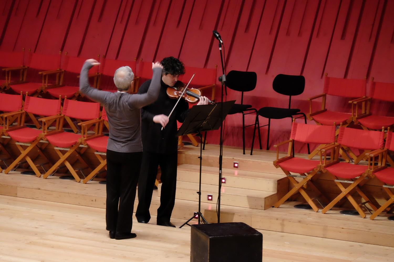 Sonata for Solo Violin : Apocalypse Man : BÉLA BARTÓK : Tony Lopresti : Francesco Senese 11.jpg