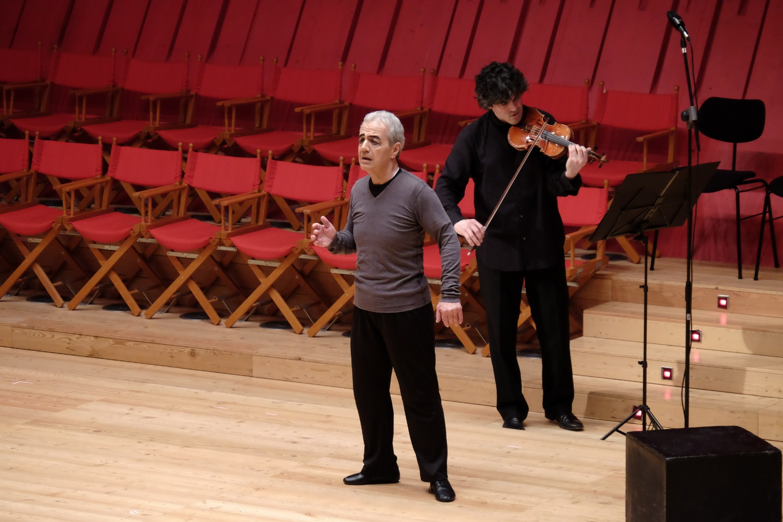 Sonata for Solo Violin : Apocalypse Man : BÉLA BARTÓK : Tony Lopresti : Francesco Senese 13.jpg