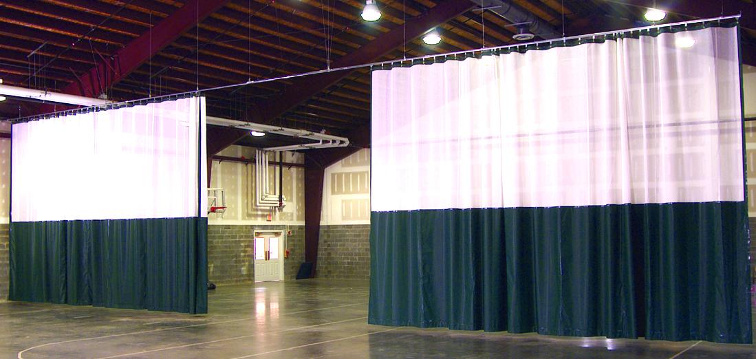 Service, Repair, Dividing Curtain
