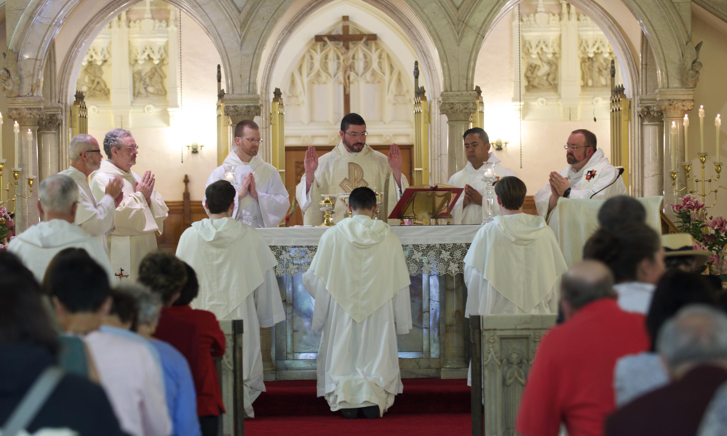 Request a Mass -