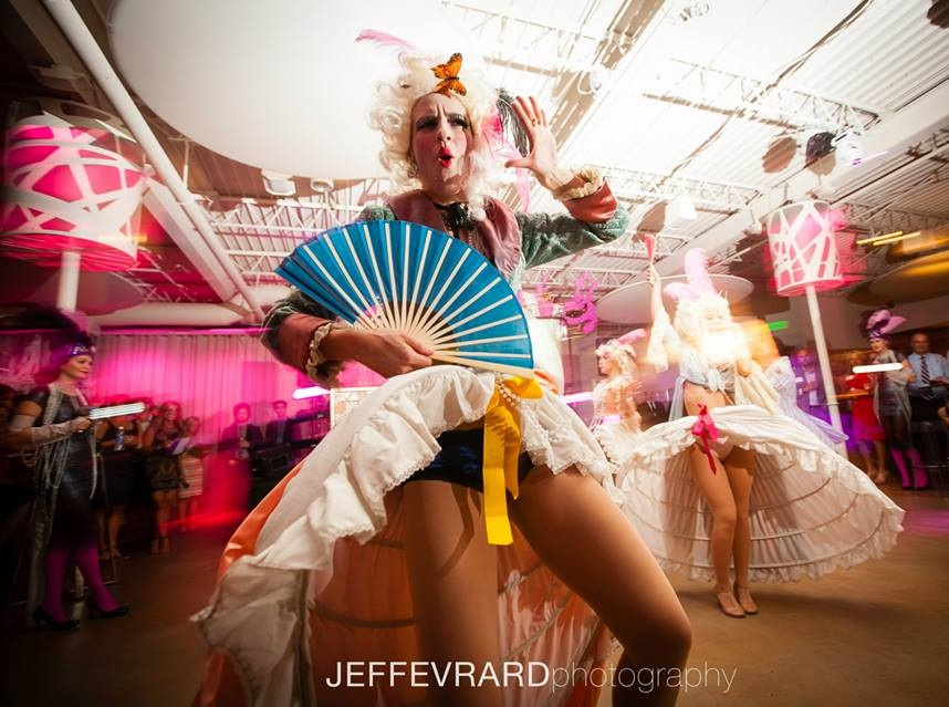 WE KNOW HOW TO PARTY - That's Entertainment provides Character Actors, Motivational Dancers, and Choreographed Performances for Kansas City's MOST ANTICIPATED events.