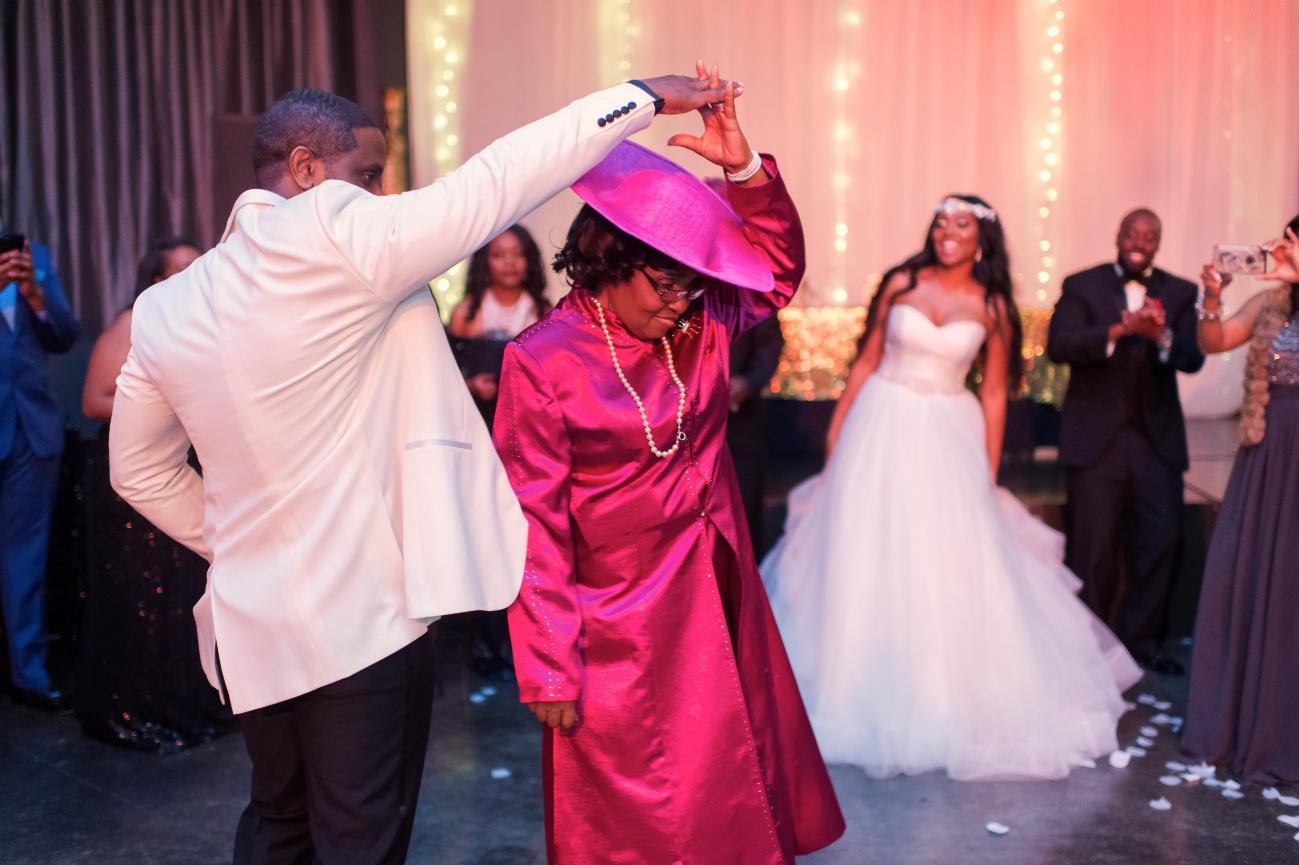New Orleans Wedding Dance